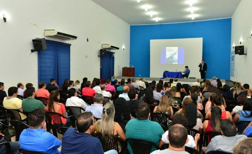 O evento acontecerá no auditório da Associação Empresarial de Paranaíba