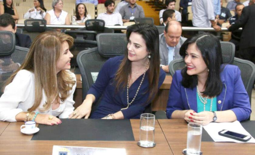 Assembleia Legislativa do Estado conta apenas com três deputadas entre 24 parlamentares
