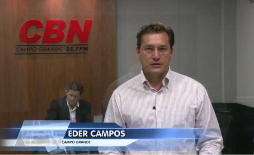 Coluna é produzida e apresentada por Éder Campos