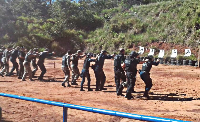 Curso tem o objetivo de treinamento e aperfeiçoamento dos policiais para o desenvolvimento dos trabalhos de fiscalização