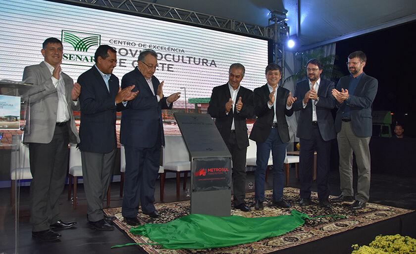 Sérgio Longen defendeu a união de forças do setor produtivo para a retomada da economia sul-mato-grossense