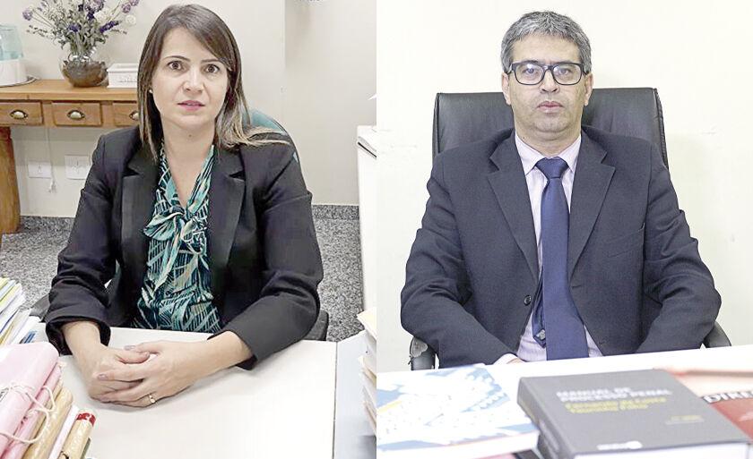 Daniela Rizzo e Ronaldo Gonçalves Onofre