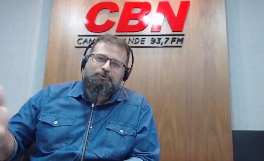 Paulo Cruz apresenta CBN Motors