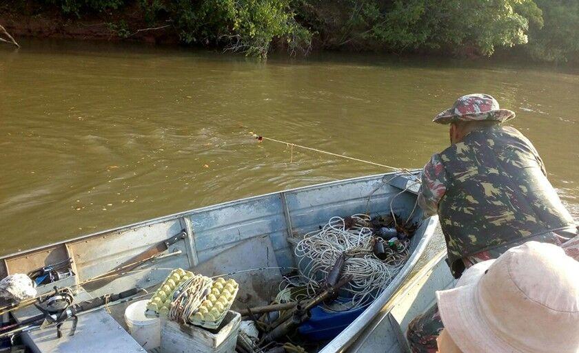 Mesmo com a pesca liberada, PMA alerta que dará início a uma nova fase de fiscalização