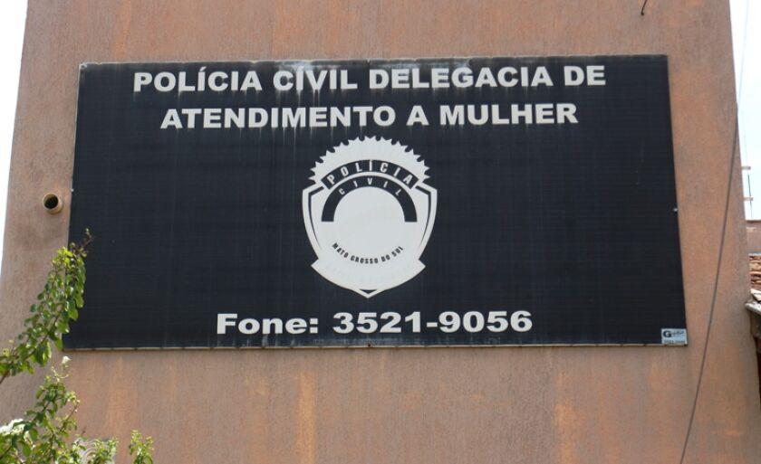 Caso foi registrado na Delegacia de Atendimento Especializado da Mulher (Deam), em Três Lagoas