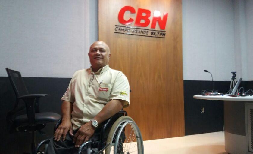 João Faria esteve na CBN Campo Grande