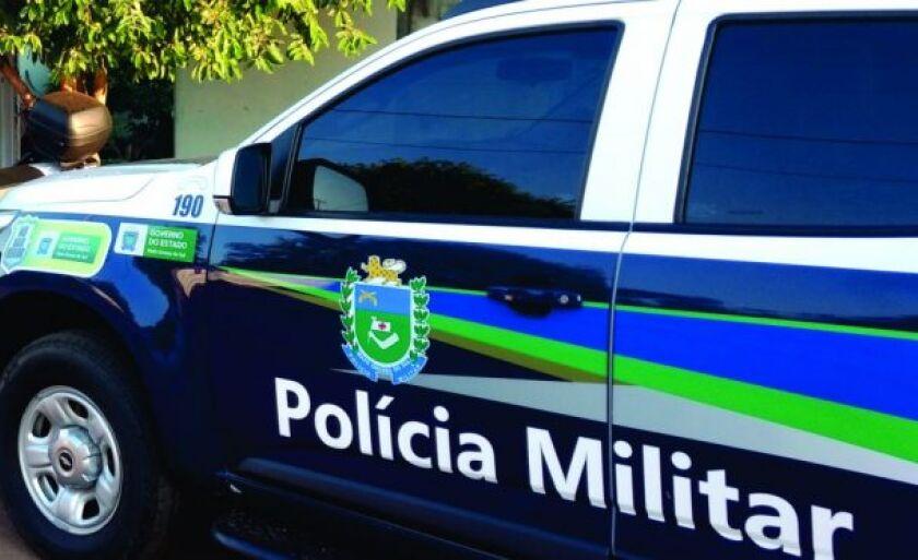 O acidente ocorreu na rua Bruno Mariano de faria