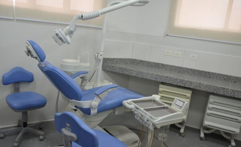 Em média, o Centro Odontológico realiza 100 atendimentos por dia.