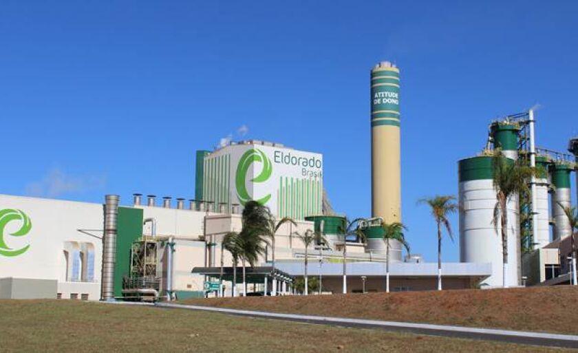 Eldorado Brasil confirmou que reduziu o ritmo de sua produção de celulose