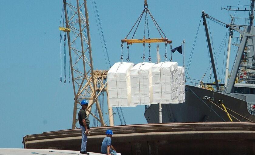 Venda de celulose gerou US$ 560 milhões nos quaro primeiros meses do ano