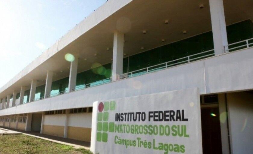 Atividades acadêmicas e administrativas seguem normalmente no campus do IFMS de Três Lagoas