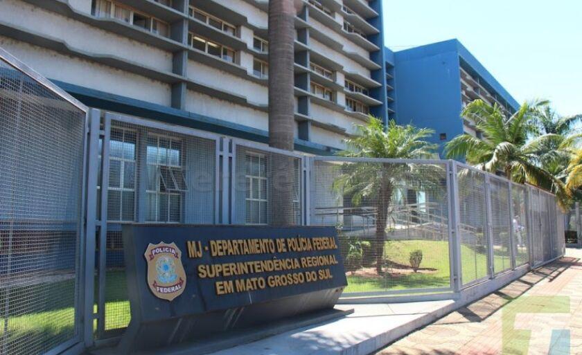 Beto Mariano se apresentou na tarde de terça-feira (8) à Polícia Federal, em Campo Grande