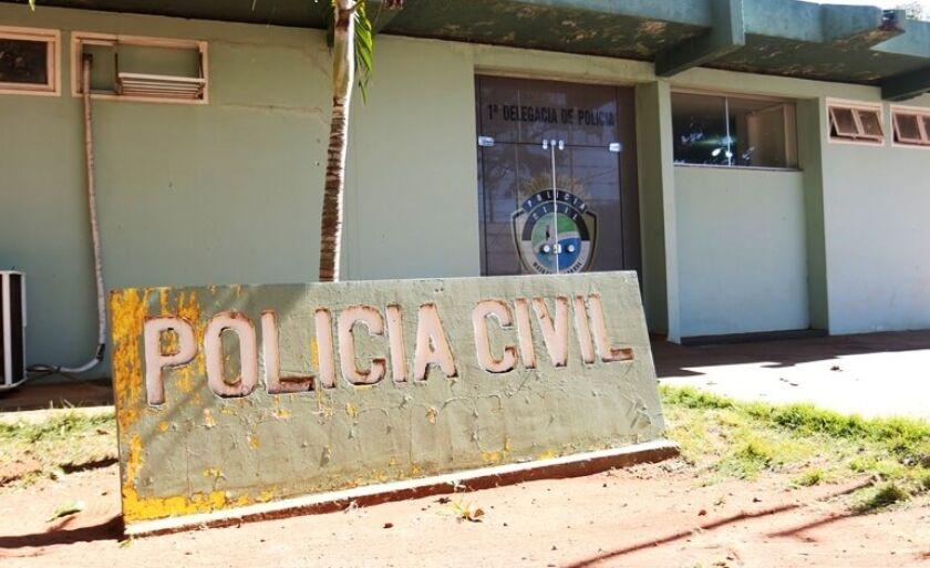 O suspeito foi depor sobre suposto envolvimento em furto de folhas de cheques, somando o valor total de R$ 23,9 mil.