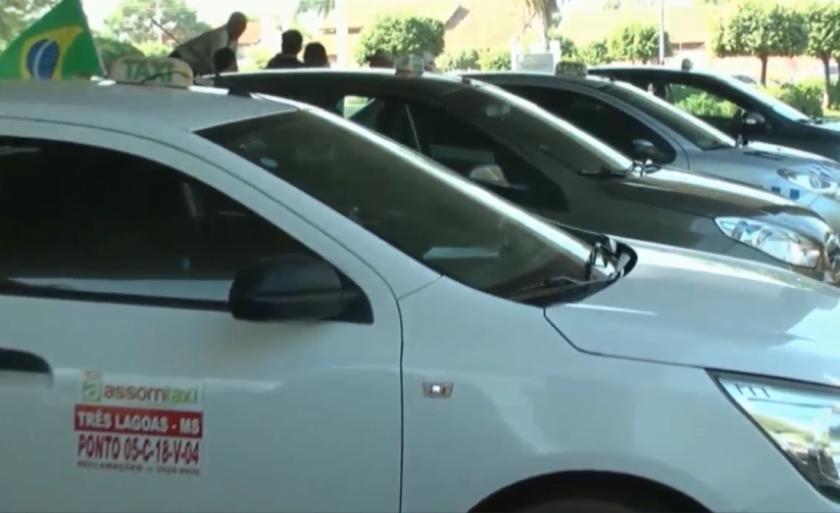 Outra preocupação dos taxistas cadastrados no Departamento de Trânsito de Três Lagoas é em relação aos taxistas clandestinos