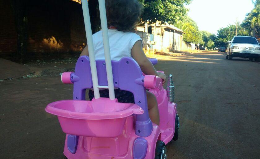 Pediatra aconselhou mãe e retirar criança de creche, por conta da poeira