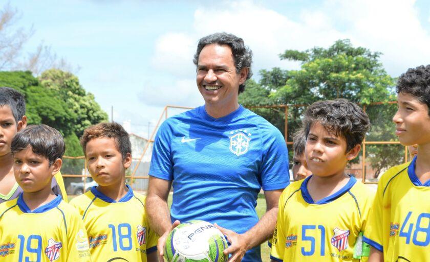 Prefeito de Campo Grande disse que o Hexa depende também da sorte e da vontade de Deus.