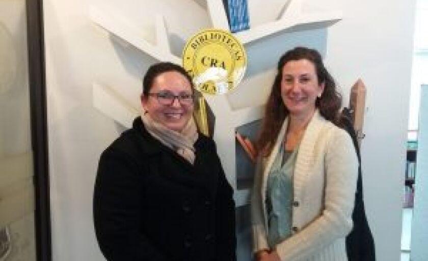 A visita foi conduzida por Maria José Dulcic Rodriguez