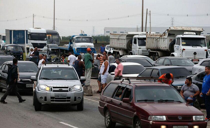 Greve dos caminhoneiros causou prejuízos ao setor rural