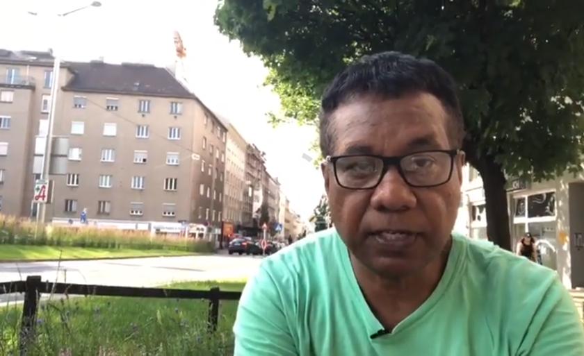 Correspondente internacional da CBN Campo Grande e  envia informações da Copa