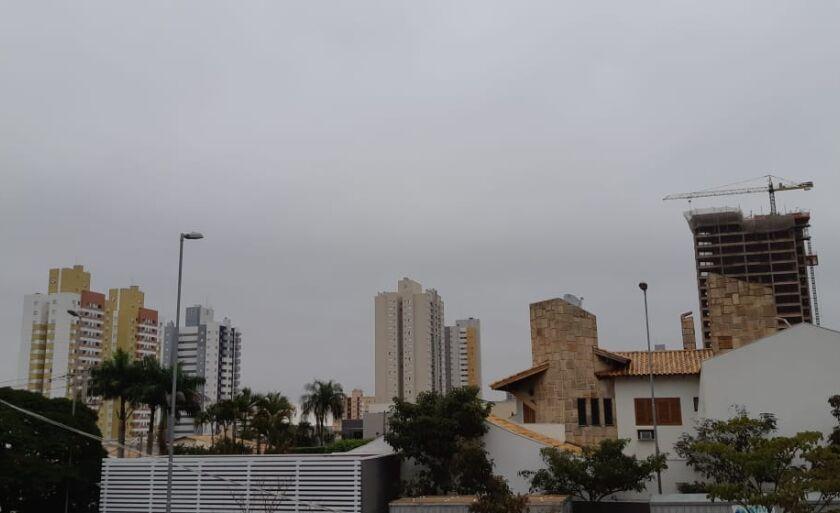 No fim de semana, temperatura mínima pode chegar a 6 graus em Campo Grande.