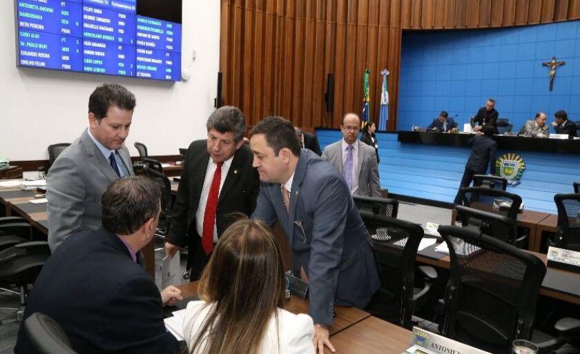 LDO foi aprovada por unanimidade pelos 20 deputados presentes