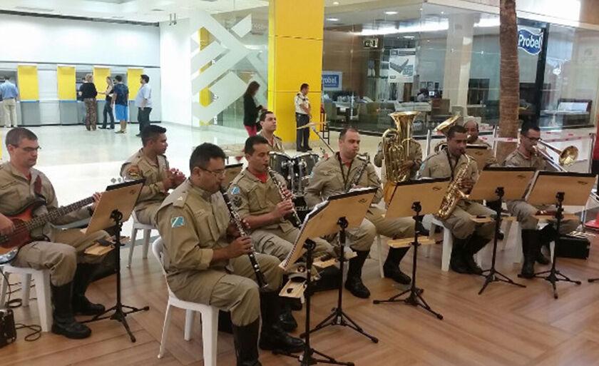 Voluntários músicos poderão também, caso desejarem, auxiliar no serviço operacional das unidades da Corporação