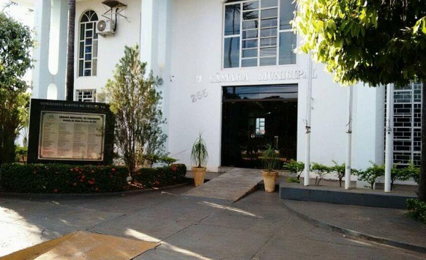 Câmara Municipal de Paranaíba