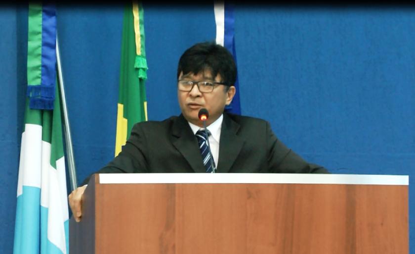 Celso Yamaguti assume vaga no Legislativo e cumprirá segundo mandato