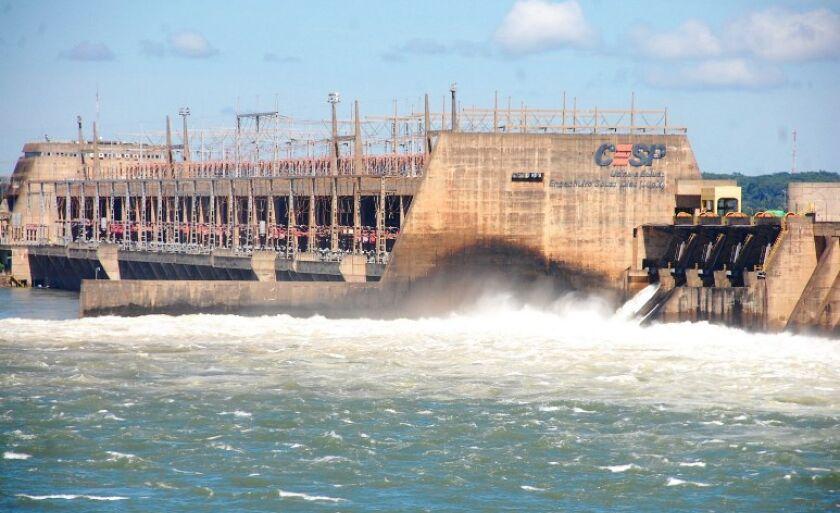Repasse de tributo pelo governo estadual à prefeitura revela que depósitos são feitos pela empresa que explora a usina de Jupiá