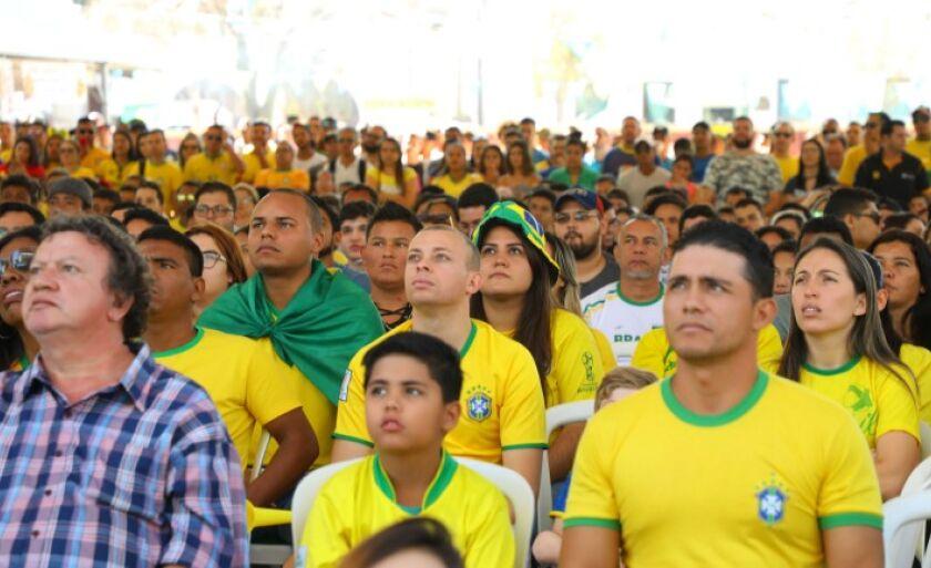 Brasil joga as quartas de final nesta sexta-feira