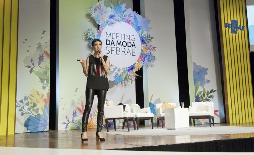 Autora do livro Moda Intuitiva , Cris Guerra trabalhará conceitos de identidade profissional e pessoal