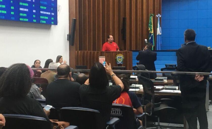 Nova greve é inviável, mas categoria deve persistir, diz presidente do Sinted de Campo Grande