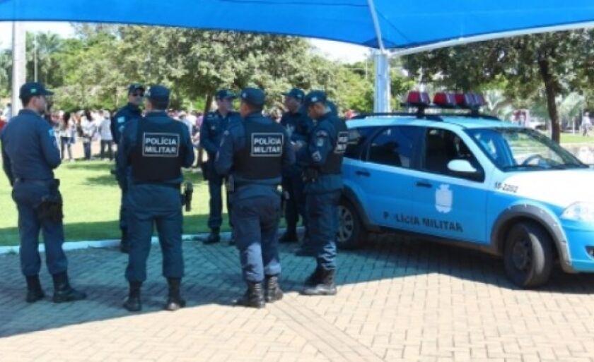 Projeto prevê que policiais prestem serviços para os municípios em dias de folga