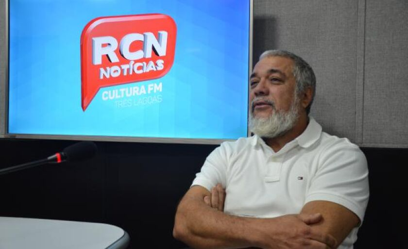 Promotor de Justiça Antônio Carlos Garcia de Oliveira