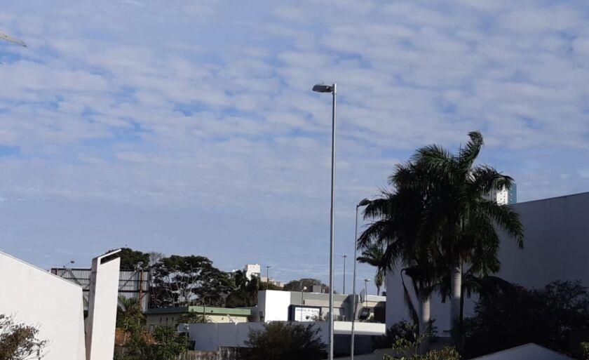 Temperatura deve subir lentamente a partir de hoje em Campo Grande