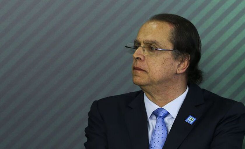 Caio Luiz de Almeida Vieira de Mello, ministro do Trabalho, suspendeu por 90 dias todos os procedimentos de análise e publicações relativas ao registro sindical