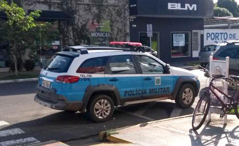 Ladrão pedalava bicicleta com registro de furto