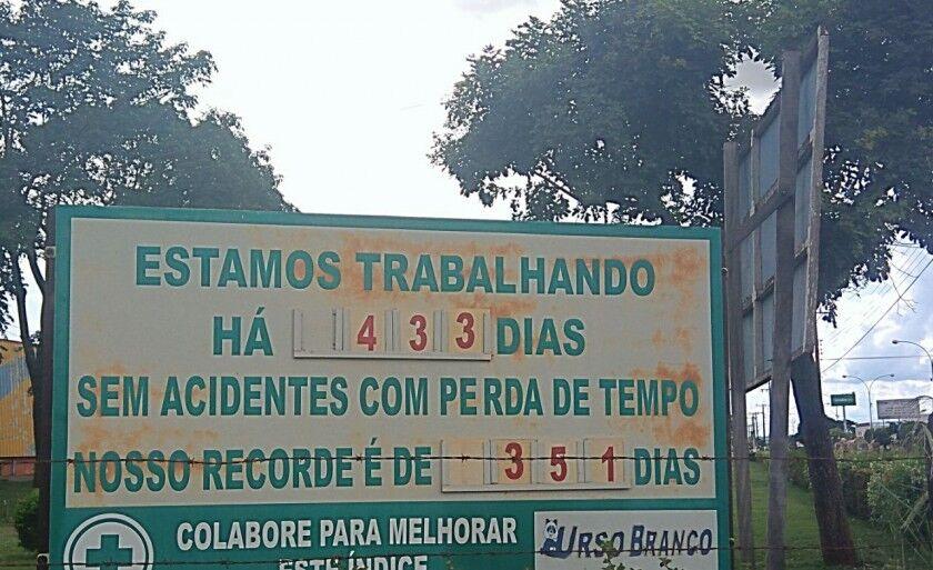 Fraturas lideram o ranking de acidentes de trabalho em Mato Grosso do Sul