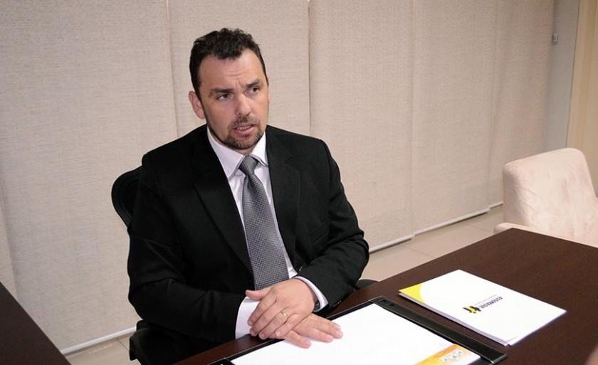 Juvenal Assunção Neto é secretário da Prefeitura de Paranaíba