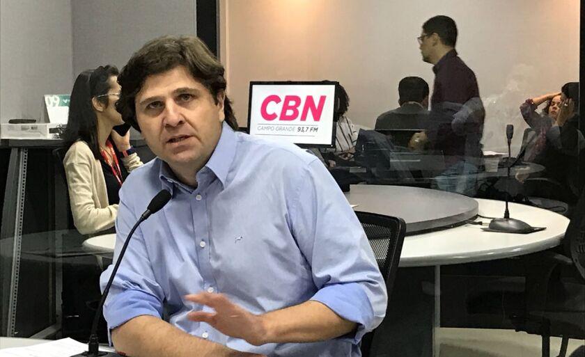 Daniel Felício, presidente do Sindicato das Empresas de Asseio e Conservação de Mato Grosso do Sul