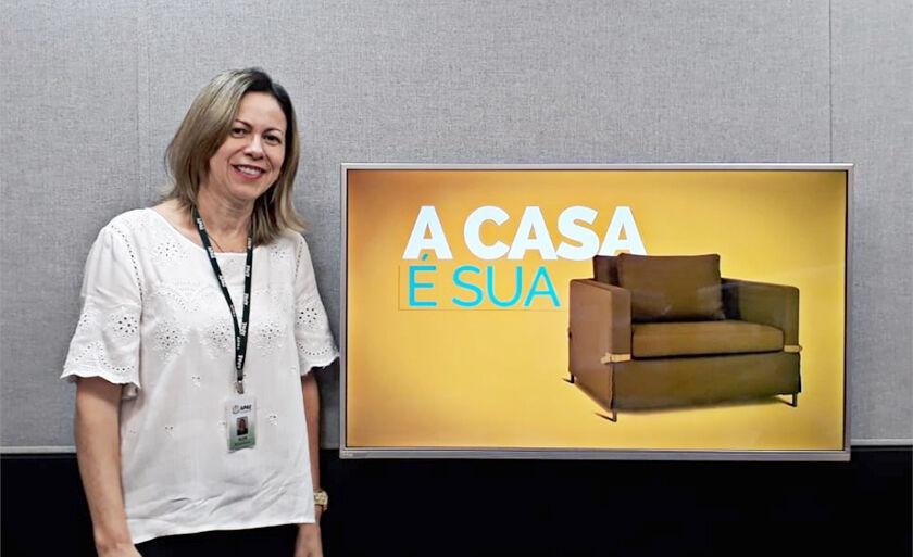 Silvia Segatelli - coordenadora pedagógica da Apae