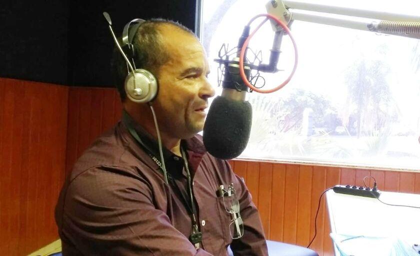 Alverino Batista Lemos (PSOL) é candidato ao cargo de deputado federal