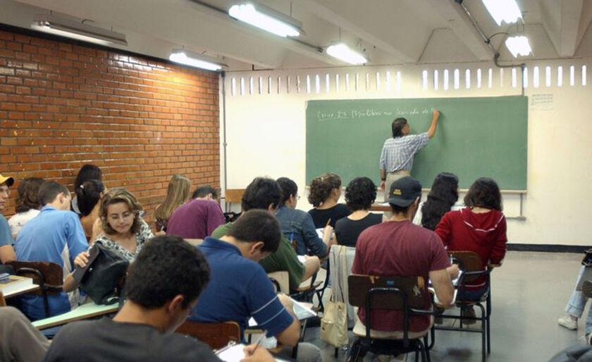 Maior percentual dos estudantes dedica de uma a três horas por semana aos estudos