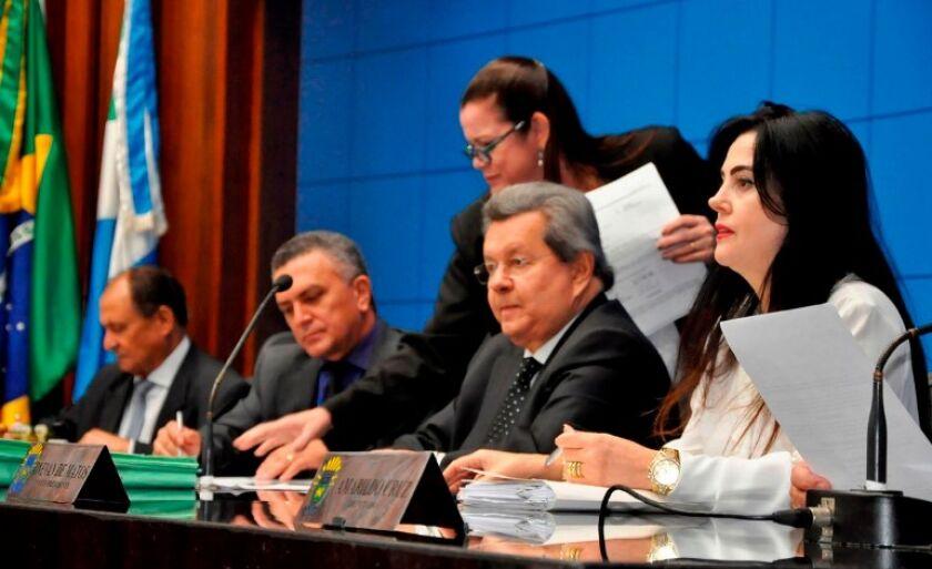 Mara Caseiro disputou a eleição, recebeu 23 mil votos, mas não retornará à Assembleia em 2019