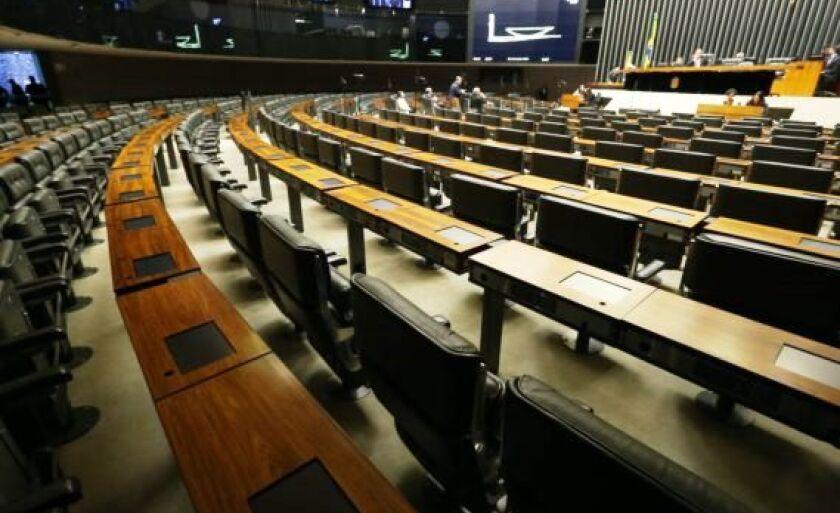 Eleições deste ano esvaziaram o Senado e indefinição de eleitos atrapalhou votação de MP