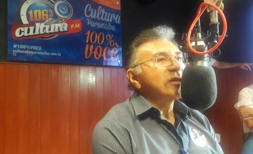 O juiz federal aposentado Odilon de Oliveira (PDT) teve 8.571 votos em Paranaíba