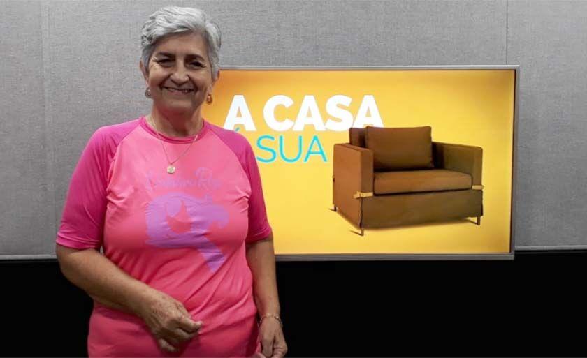 Ivanir Batista - Presidente da Rede Feminina de Combate ao Câncer