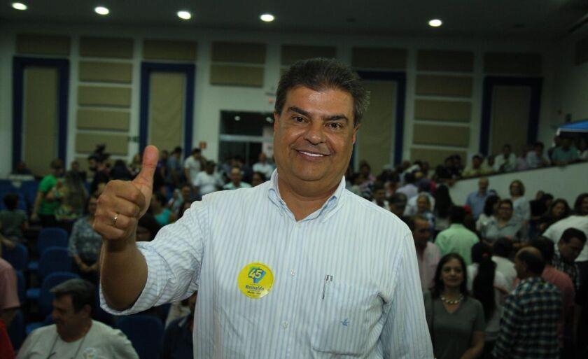 O candidato ao Senado pelo PTB, Nelsinho Trad, foi o candidato mais votada em Paranaíba, o ex-prefeito da capital obteve 6.458 (20,77%) dos votos computados pelas urnas