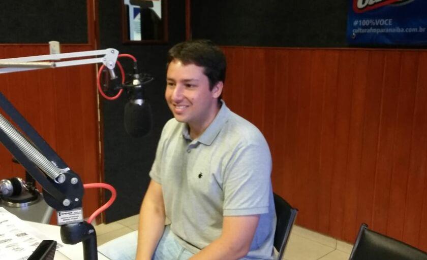 João Henrique Miranda Soares Catan (PR) foi o candidato ao cargo de deputado estadual mais votado em Paranaíba