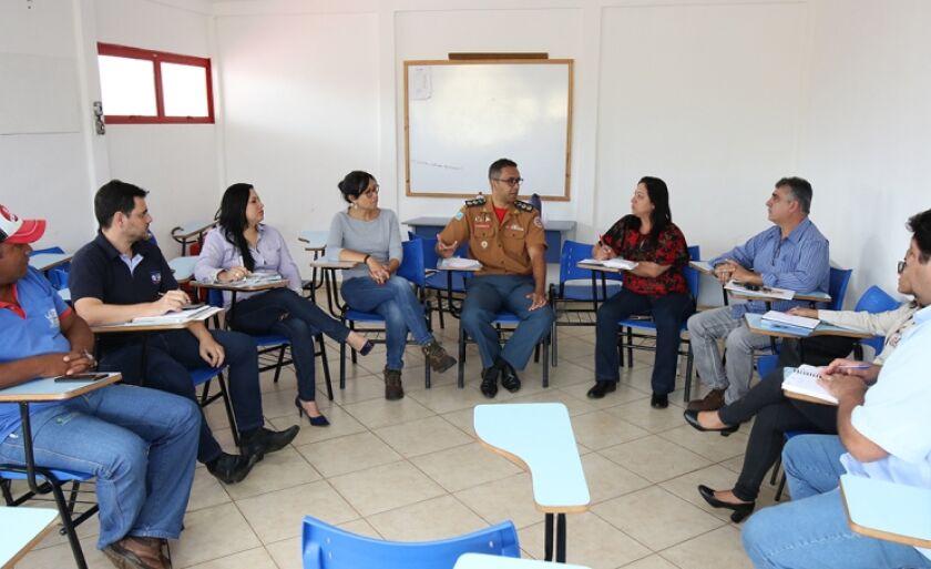 Reunião para definição de funções foi realizada nesta semana; treinamento será dia 9.